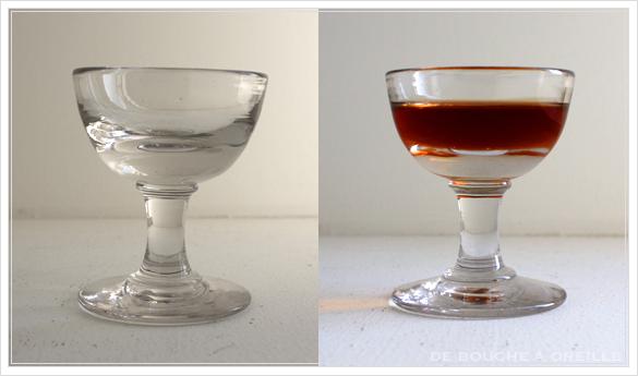 verre trompe-l\'oeil トロンプルイユのグラス その2 フランスアンティーク_d0184921_15285633.jpg