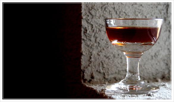 verre trompe-l\'oeil トロンプルイユのグラス その2 フランスアンティーク_d0184921_15405216.jpg