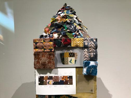ミナペルホネン『つづく』展に出かけてきました♪(東京都現代美術館)_f0023333_21373599.jpg