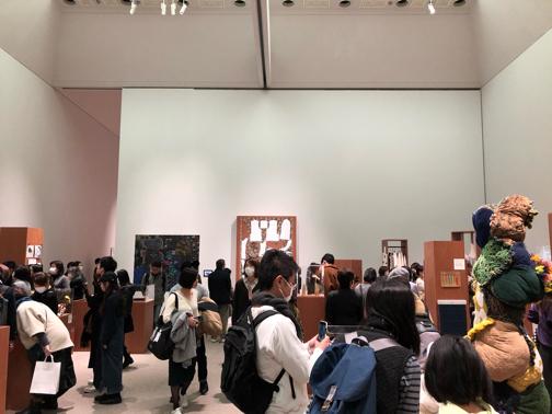 ミナペルホネン『つづく』展に出かけてきました♪(東京都現代美術館)_f0023333_21373600.jpg