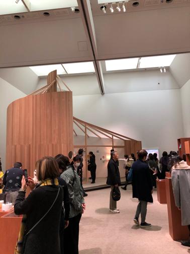 ミナペルホネン『つづく』展に出かけてきました♪(東京都現代美術館)_f0023333_21373733.jpg
