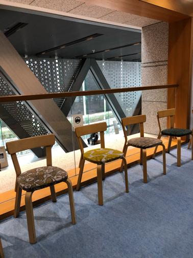 ミナペルホネン『つづく』展に出かけてきました♪(東京都現代美術館)_f0023333_21421023.jpg