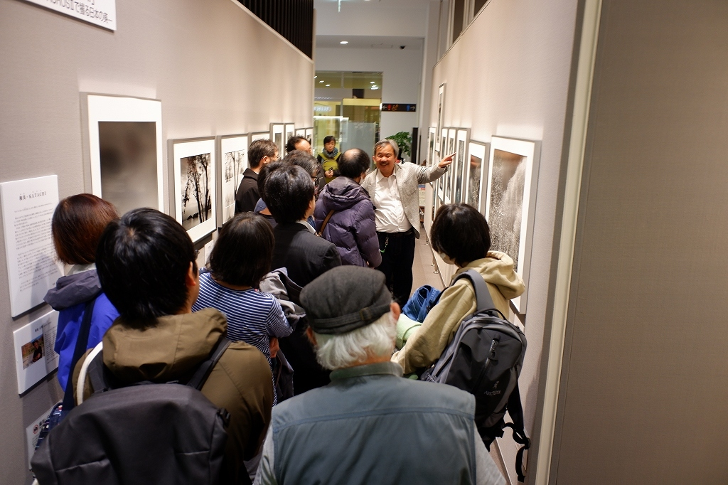 ACROSⅡ 企画展 和美 Katachi 相原正明写真展  Day1 フィルムの力_f0050534_06355985.jpg