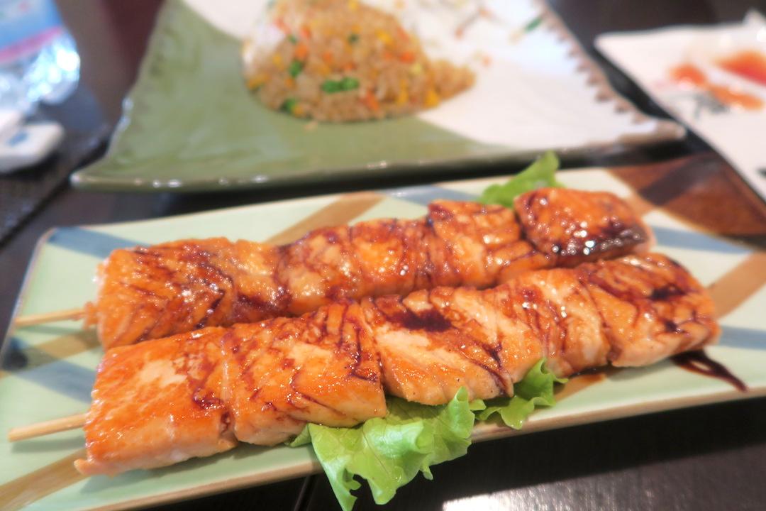 寿司と刺身のバレンタイン、夕日あかあかオルヴィエート_f0234936_8131562.jpg