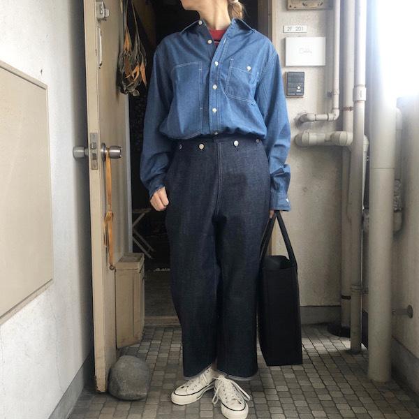 デニムワークシャツとTシャツのこと_d0364239_19282779.jpg