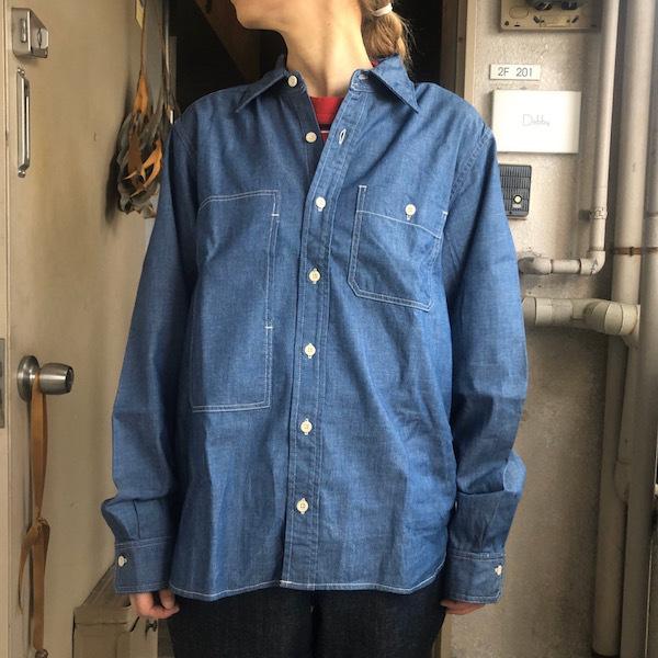 デニムワークシャツとTシャツのこと_d0364239_19284021.jpg