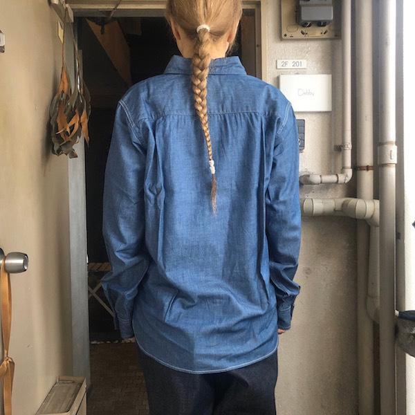 デニムワークシャツとTシャツのこと_d0364239_19290569.jpg