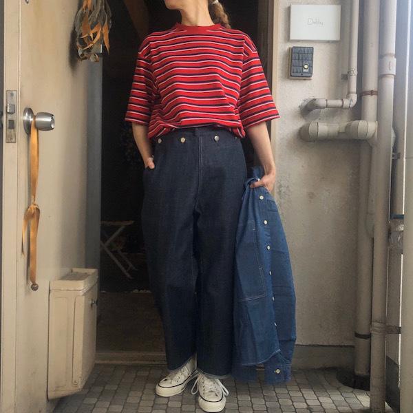 デニムワークシャツとTシャツのこと_d0364239_19292049.jpg