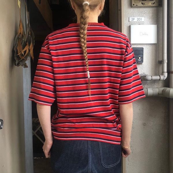 デニムワークシャツとTシャツのこと_d0364239_19295667.jpg