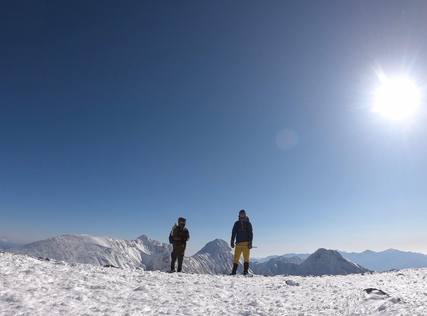 硫黄岳(2020年冬)_f0251840_17304502.jpg