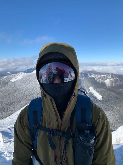 硫黄岳(2020年冬)_f0251840_18030552.jpg