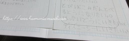 ピアノ教室☆通信☆合格☆お手伝い_d0165645_16393245.jpg