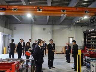 共和機械(株)新工場増築工事 竣工記念式典_f0151251_08563726.jpg
