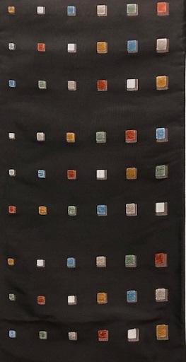 バレンタイン・着物でラニオンさん・杉村チョコレート帯。_f0181251_19215840.jpg