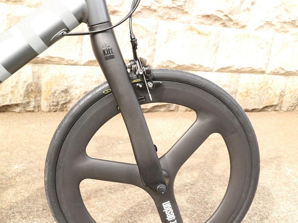 1台限定 スペシャル tern SURGE FLAME bike_e0188759_10583428.jpg