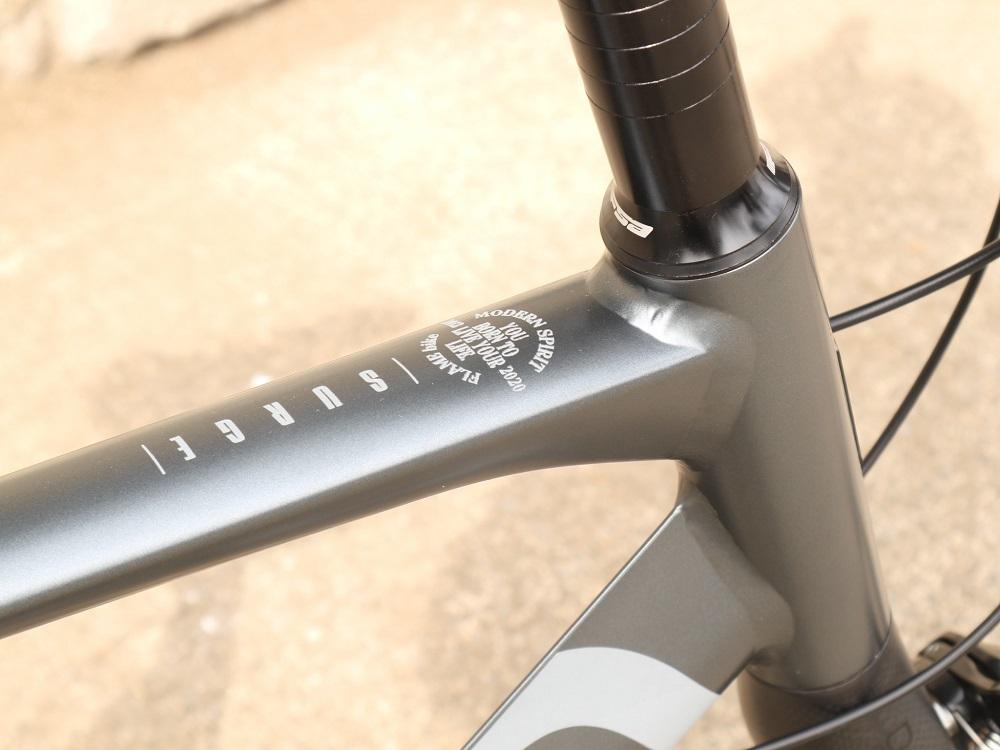 1台限定 スペシャル tern SURGE FLAME bike_e0188759_11333150.jpg