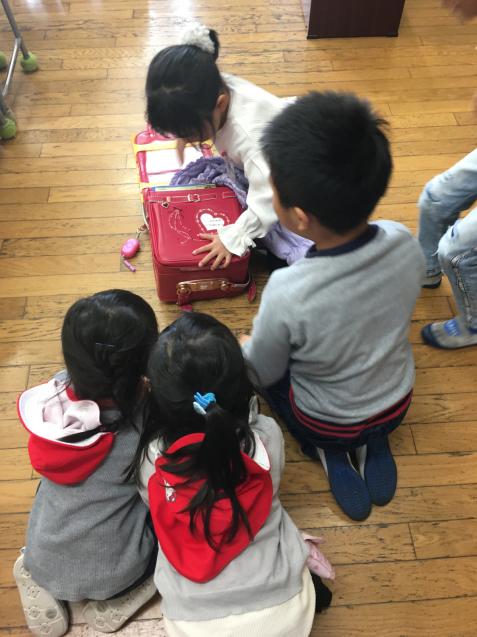 牛田小学校の1年生との交流会_f0324461_22234075.jpg