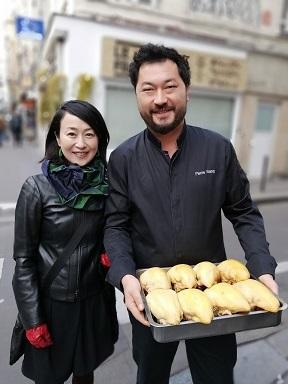 パリで人気 韓国人シェフの店 Pierre Sang_b0060363_15332797.jpg