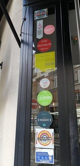 パリで人気 韓国人シェフの店 Pierre Sang_b0060363_15334725.jpg