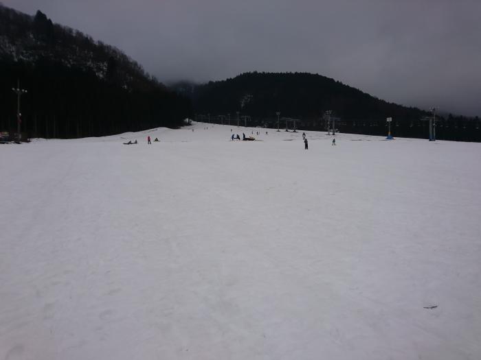 2月15日   らいちょうバレースキー場_f0223068_16202545.jpg