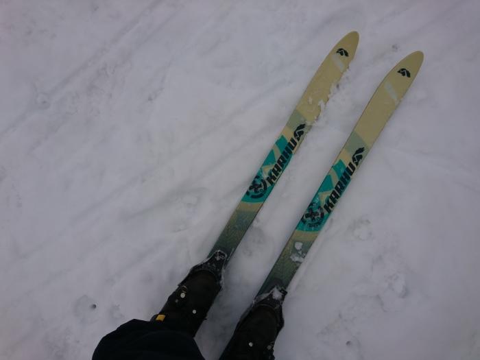 2月15日   らいちょうバレースキー場_f0223068_16210148.jpg