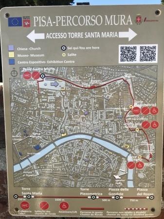 3ユーロでピサの『奇跡の広場』を上から眺める(後編)_a0136671_00423230.jpeg