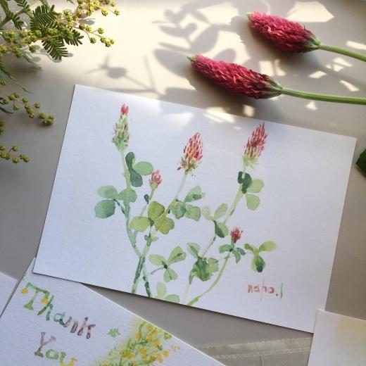 『岩屋工房の春色のマグカップ』&『ミモザ色々のポストカード』_c0334574_19264749.jpeg