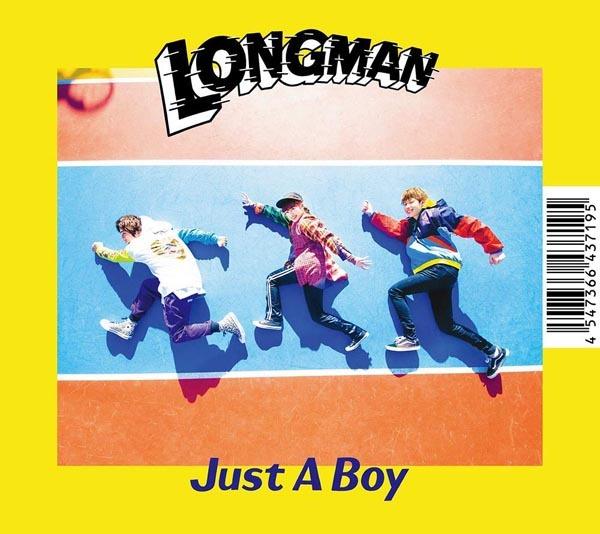 LONGMAN / Just A Boy_c0217678_11271961.jpg