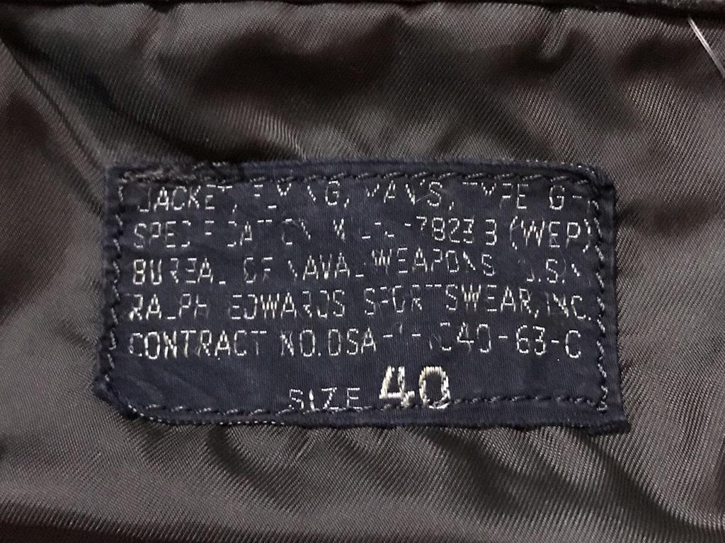 マグネッツ神戸店 海軍兵の心の支えのフライトジャケット!_c0078587_14502412.jpg