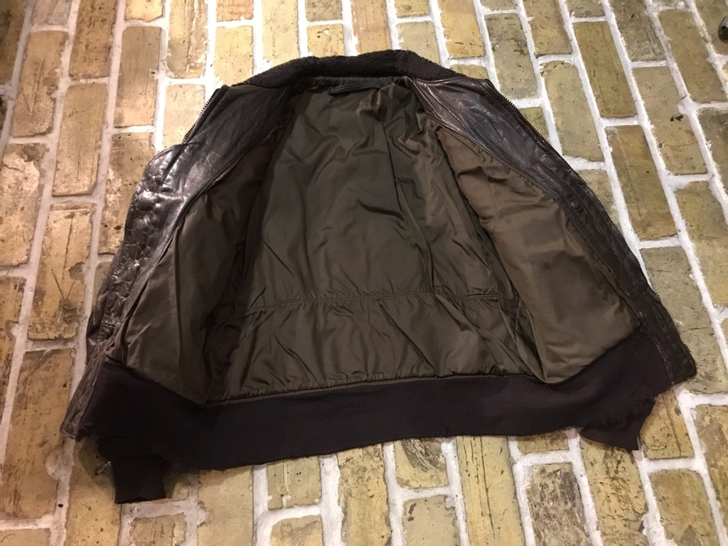 マグネッツ神戸店 海軍兵の心の支えのフライトジャケット!_c0078587_14511070.jpg