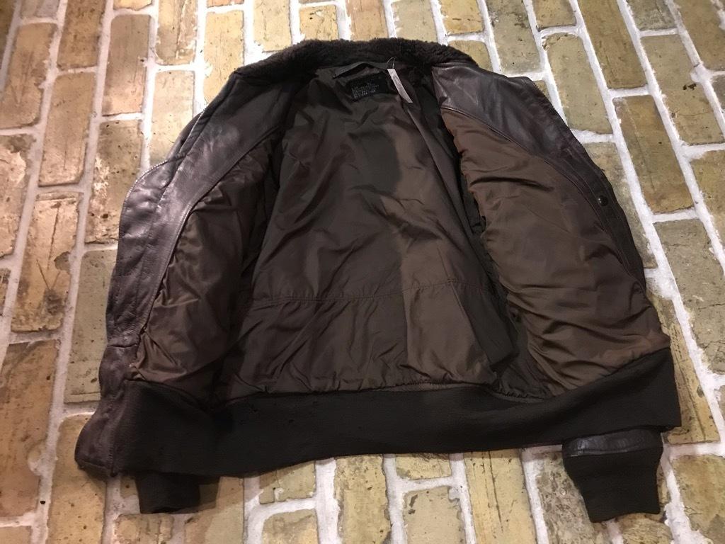 マグネッツ神戸店 海軍兵の心の支えのフライトジャケット!_c0078587_14534831.jpg