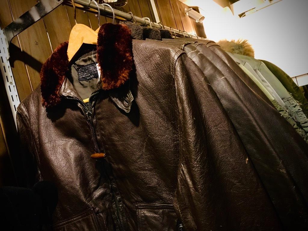 マグネッツ神戸店 海軍兵の心の支えのフライトジャケット!_c0078587_14580925.jpg