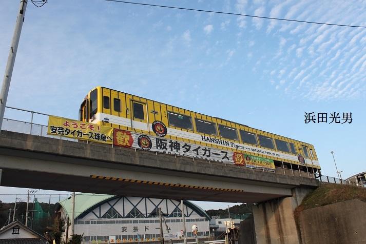 ○土佐くろしお鉄道 2020タイガース列車_f0111289_00134335.jpg