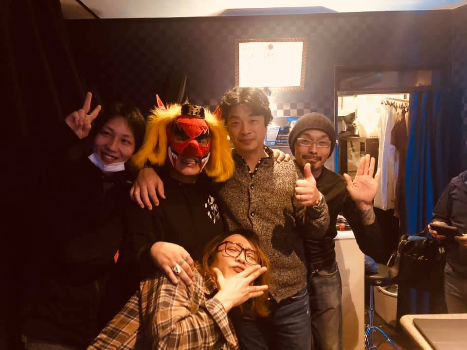 【DIXIESのっ!アコギじゃNIGHT!!!】完了!んの巻_f0236990_02301921.jpg