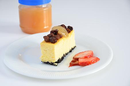 Honey cheese cake OREO _a0162301_15423121.jpg