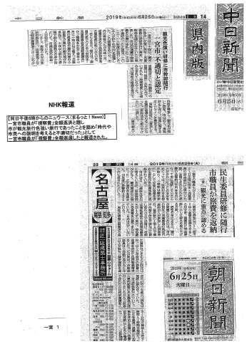 名古屋市民オンブズマンタイアップ NEWS 199号発行_d0011701_14302107.jpg