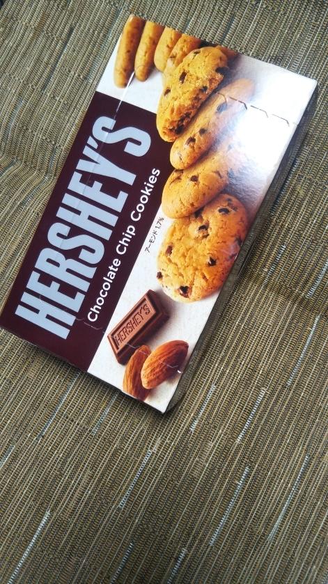 ハーシーズ チョコチップクッキー_f0076001_23434551.jpg