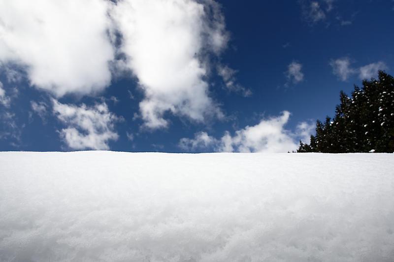 再びの雪景色!@久多_f0032011_16385505.jpg