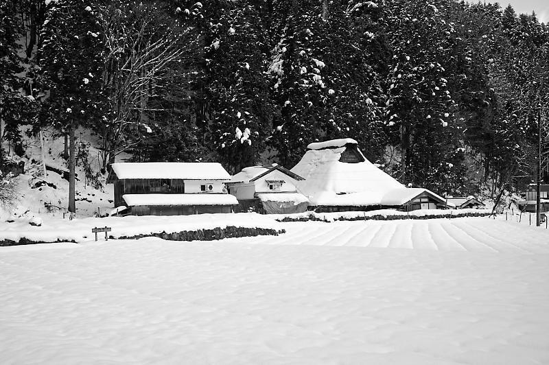 再びの雪景色!@久多_f0032011_16385566.jpg