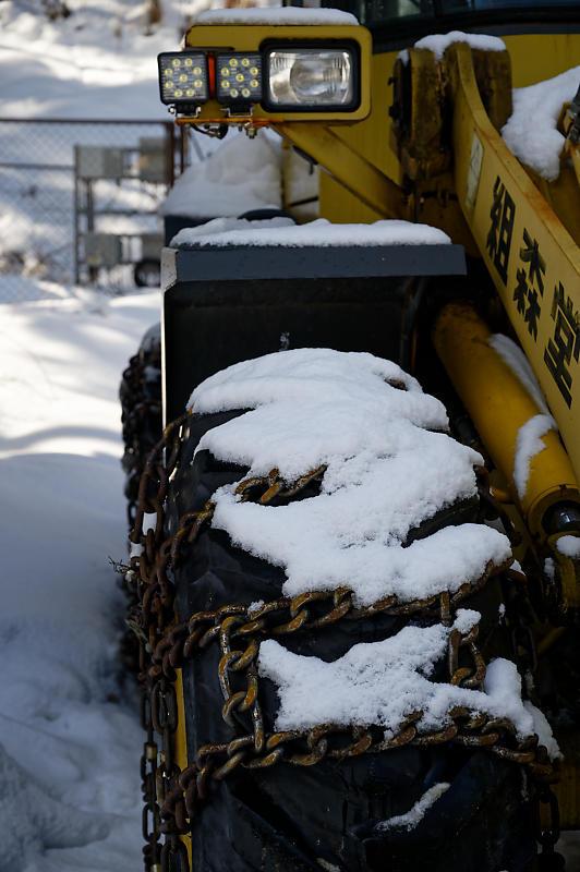 再びの雪景色!@久多_f0032011_16432170.jpg