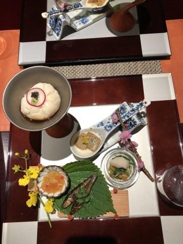 夕食。2020年2月連泊用のメニュー。湯元館、葭蘆葦にお邪魔。_d0019916_13342074.jpeg