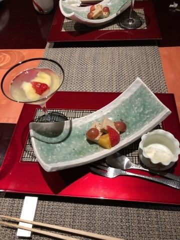 夕食。2020年2月連泊用のメニュー。湯元館、葭蘆葦にお邪魔。_d0019916_13575211.jpeg