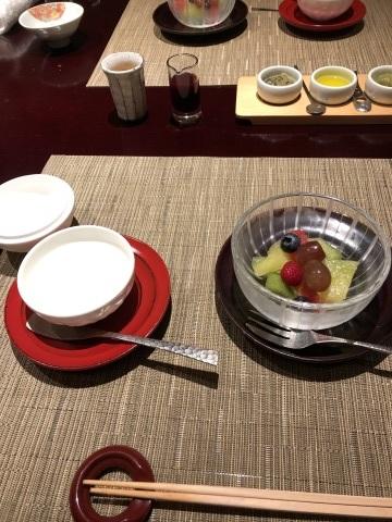 連泊の朝食。2020年2月。雄琴温泉、湯元館、葭蘆葦にお邪魔。_d0019916_15135384.jpeg