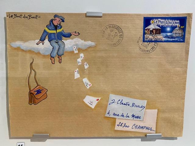 パリ 郵便博物館_f0190816_23205291.jpg