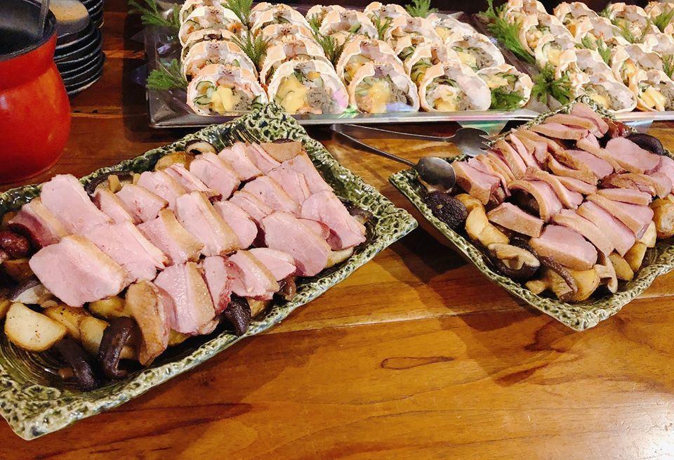 「魚沼の食と八海山を味わう会」_a0126418_17450019.jpg