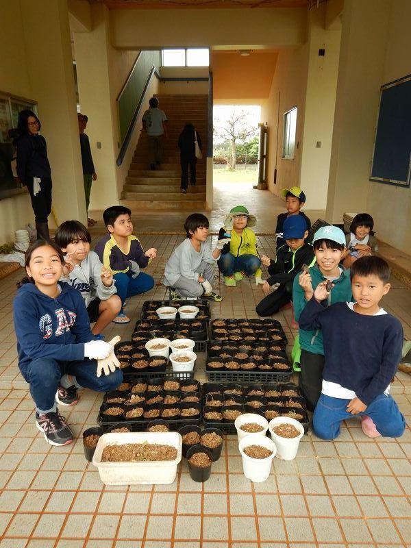 2019年度 第8回くんじゃん山学校  どんぐりの森を育てよう!_f0121321_18210637.jpg