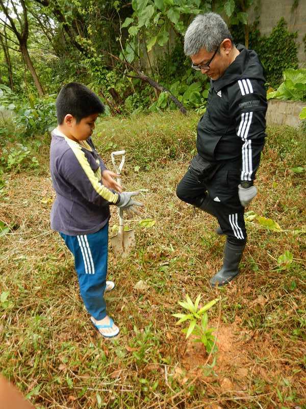 2019年度 第8回くんじゃん山学校  どんぐりの森を育てよう!_f0121321_18244662.jpg