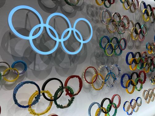 梅まつり開催中の『湯島天満宮』とオリンピックミュージアム♪_f0023333_22181756.jpg