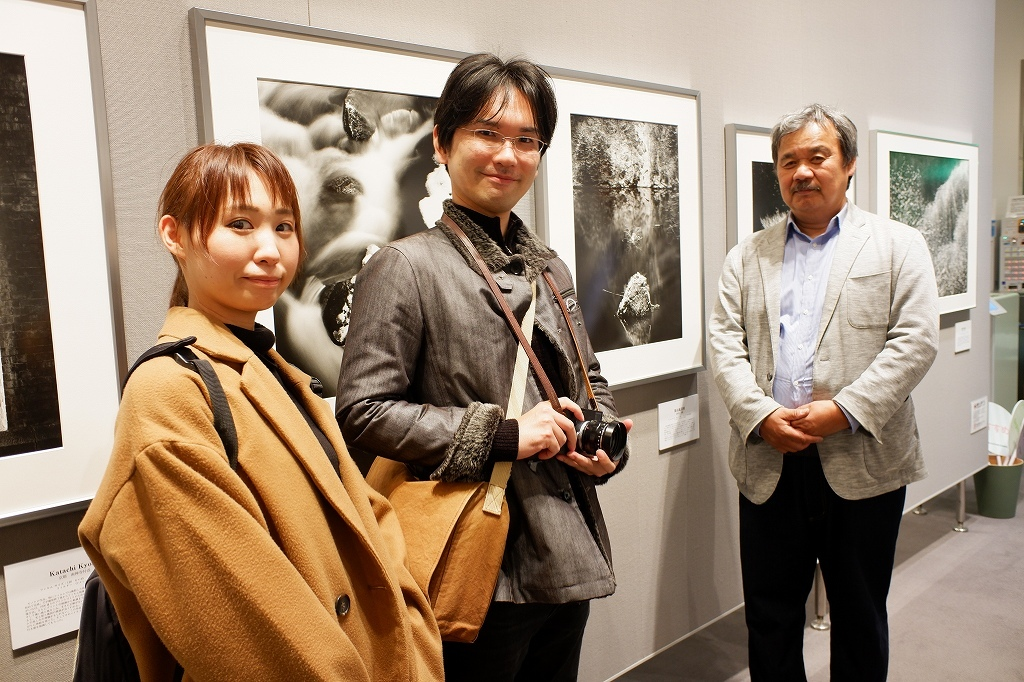 ACROSⅡ 企画展 和美 Katachi 相原正明写真展  Day2 大入り満員_f0050534_07501011.jpg