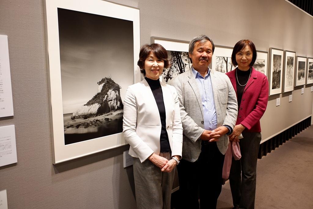 ACROSⅡ 企画展 和美 Katachi 相原正明写真展  Day2 大入り満員_f0050534_07522745.jpg